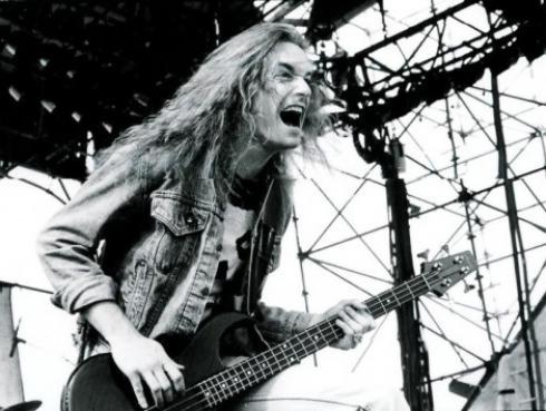 10 actuaciones de Cliff Burton con Metallica a 30 años de su muerte [VIDEOS]
