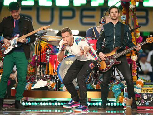 ¡Estos son los 5 temas más vendidos de Coldplay!