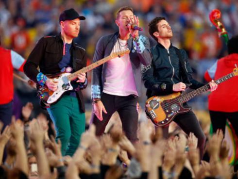 ¡Coldplay anuncia qué artistas abrirán su show en Perú!