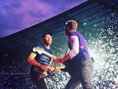 El récord de Coldplay tras cerrar su tour en Argentina [VIDEOS]