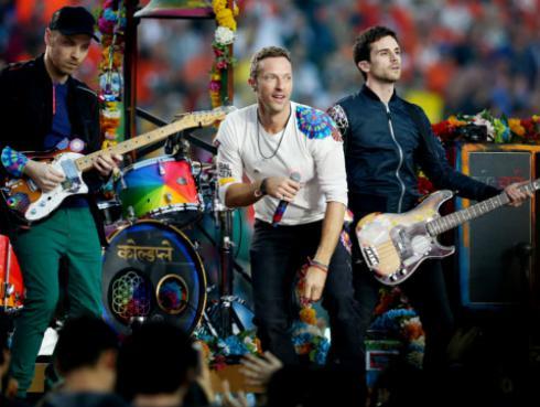 Coldplay: ¡Conoce las exigencias que tienen para sus conciertos!