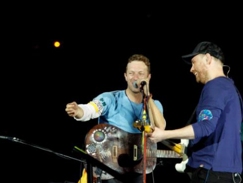 Coldplay ganó 'Top Rock Tour', en los Billboard 2017