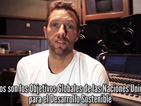 Coldplay, Stephen Hawking, Bill Gates y más se unen en campaña para salvar el planeta [VIDEO]