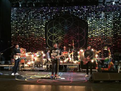 Coldplay anunció la llegada de Reimagined, su nuevo EP