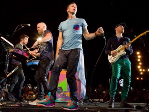 ¡Coldplay hizo vibrar a Argentina! [FOTOS Y VIDEOS]