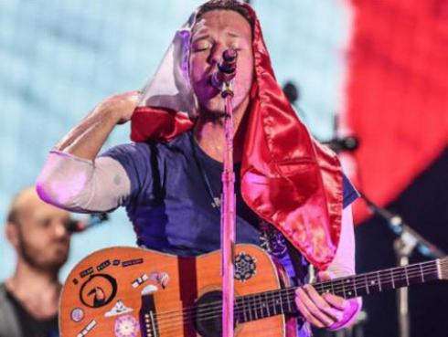 Coldplay y el gesto más humilde que tuvo con Perú [FOTO]