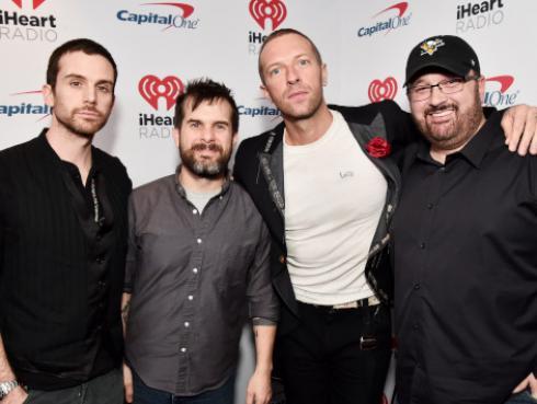 Coldplay celebra el Día de San Valentín con el lanzamiento del videoclip de 'Cry, cry, cry'