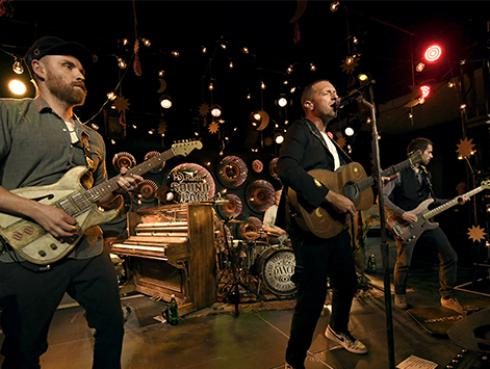 Coldplay confirma su participación en el Tiny Desk Concert