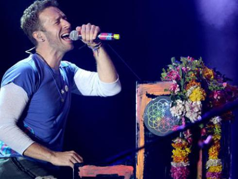 Coldplay interpretó 'Streets of Philadelphia' de Bruce Springsteen [VIDEO]
