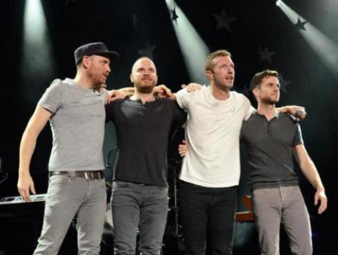 ¡Coldplay editó un EP digital!