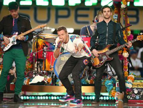 Elton John y Coldplay entre los más generosos del Reino Unido