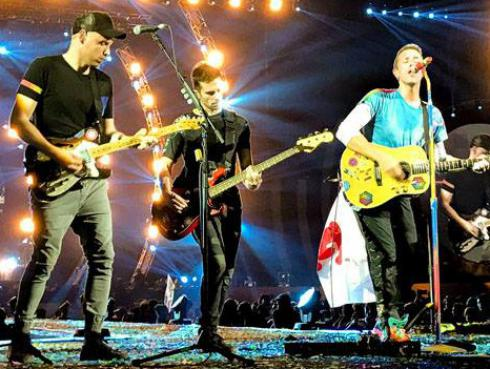 ¡Coldplay lanza nueva canción! Escucha 'Hypnotised', primer adelanto de su nuevo disco [VIDEO]