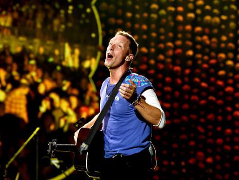 ¡Coldplay lanzará nuevo disco el 2017!