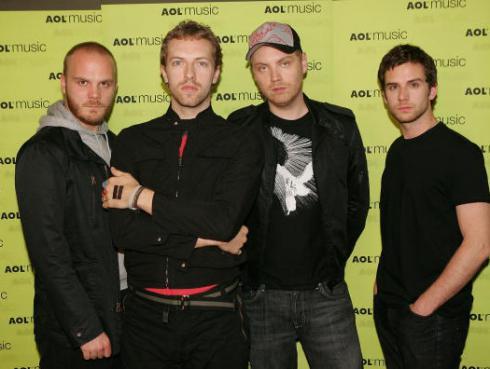 'Parachutes' de Coldplay cumple 16 años [VIDEO]