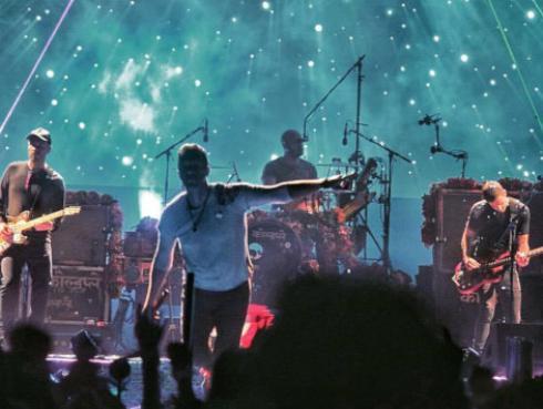 Coldplay quiere que sus fans participen en su concierto que será transmitido por YouTube