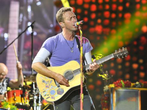 Coldplay regresa a la música con 'Arabesque' y 'Orphans', canciones de su nuevo álbum