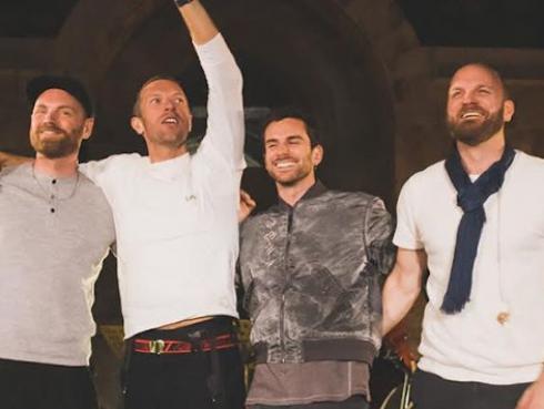 Coldplay será parte de los shows Citi Sound Vault