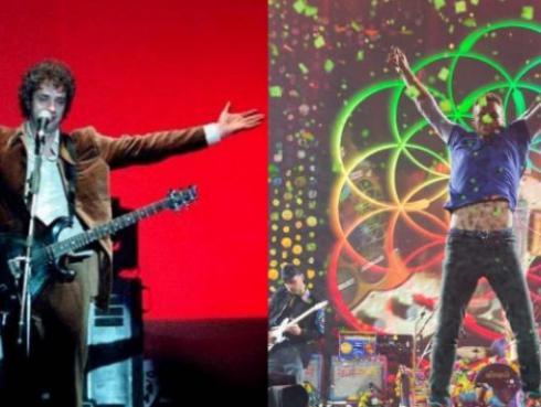 ¡Homenaje a Soda Stereo! Coldplay tocó 'De música ligera' en concierto en Argentina [VIDEOS]