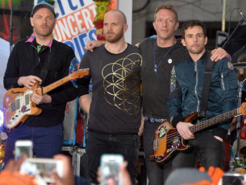 ¡Coldplay llegó a Sudamérica! Aquí las primeras imágenes [FOTOS Y VIDEOS]