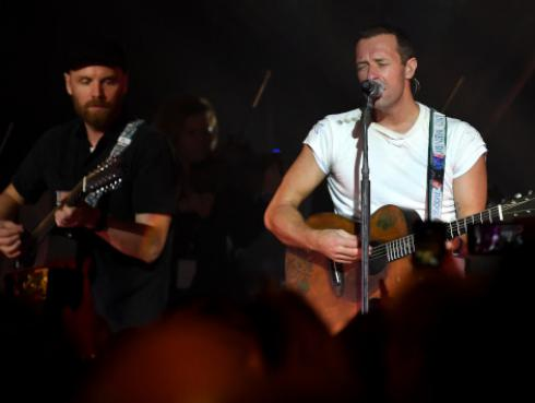 Coldplay superó a Robbie Williams con su nuevo disco 'Everyday life'