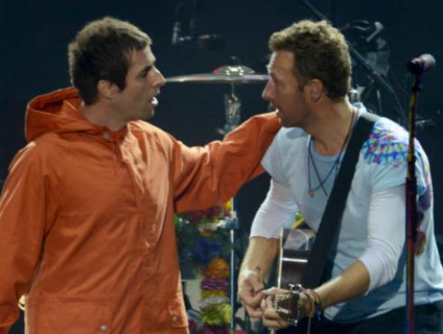 Liam Gallagher se retracta sobre Coldplay: