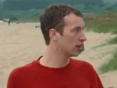 Colplay publica clip inédito del videoclip de 'Yellow'