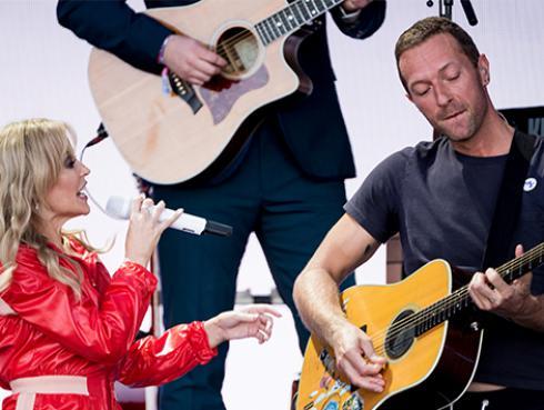 ¿Cómo nació el deseo de Chris Martin por dedicarse a la música?
