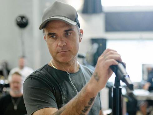 ¿Cómo vivía la Navidad Robbie Williams cuando era niño?