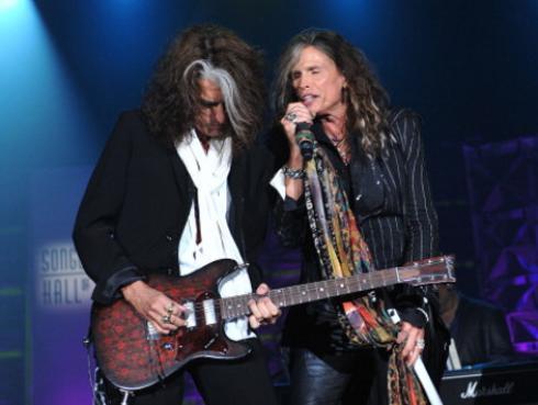 Confirmado: Aerosmith hará nueva gira