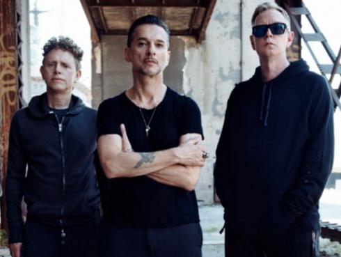 ¡Confirmado! Depeche Mode regresa al Perú en el 2018