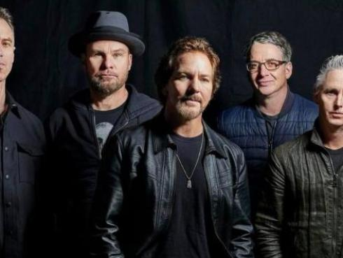 Confirman a Pearl Jam en Lollapalooza Estocolmo y Paris 2021