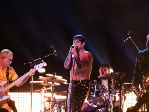 Confirman presentación de Red Hot Chili Peppers en Rock in Rio 2019
