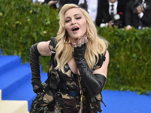 Confirman romance de Madonna con bailarín de 25 años