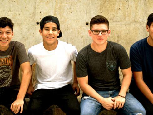 Conoce a Danilos, la banda peruana de rock adolescente