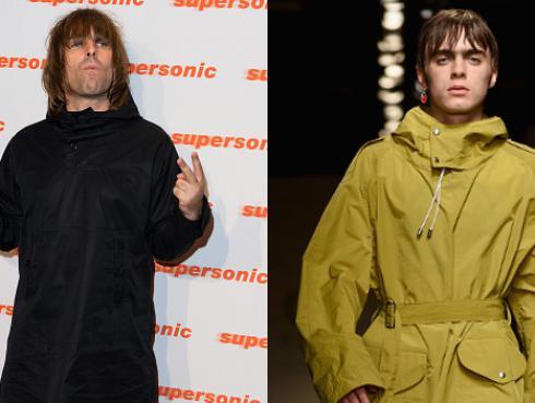 ¡Conoce al hijo de Liam Gallagher que acaba de debutar como modelo! [FOTOS]