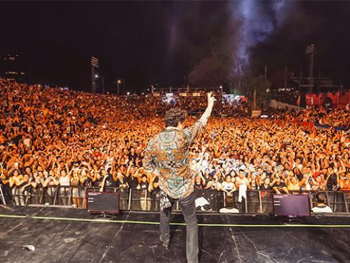 Conoce cuánto costará disfrutar del concierto de Andrés Calamaro en Lima