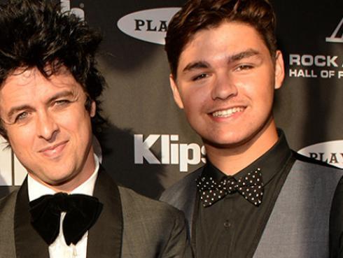 ¡Jakob Armstrong, hijo del líder de Green Day lanzó nuevas canciones!