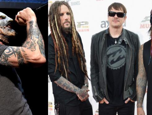 Corey Taylor de Slipknot participará en nuevo disco de Korn