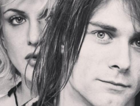 Courtney Love asegura haber visto el espíritu de Kurt Cobain