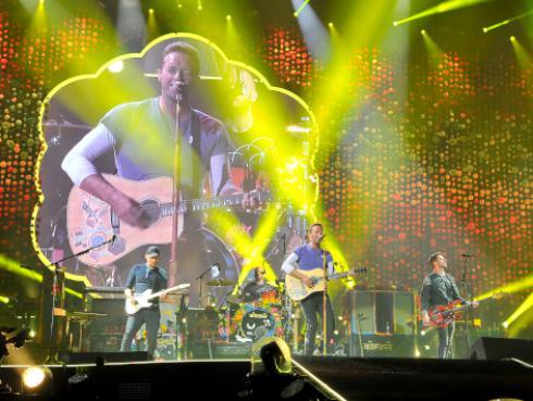 ¿Cuándo y dónde fue la primera presentación de Coldplay? [FOTO]