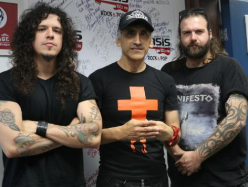 Daniel F y Difonía cuentan detalles del 'Día de rock peruano' [VIDEO]