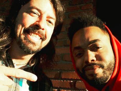 ¡Fan asegura que Dave Grohl está trabajando en un nuevo álbum!