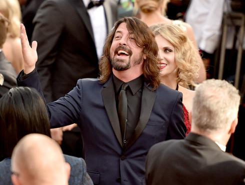 Dave Grohl ya no será parte del show de los Grammys 2017