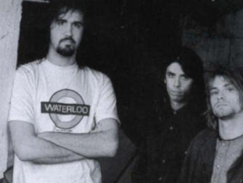 Dave Grohl y su oscura confesión sobre Nirvana