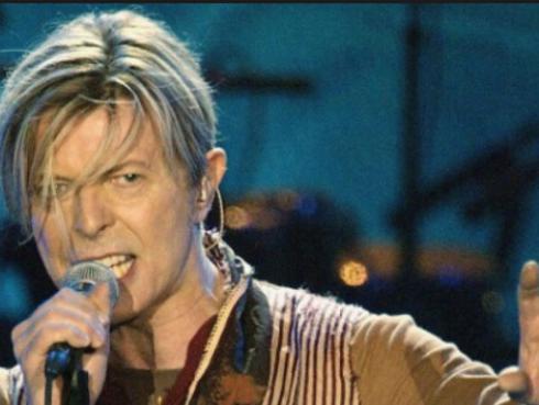 ¡David Bowie leía un libro al día!