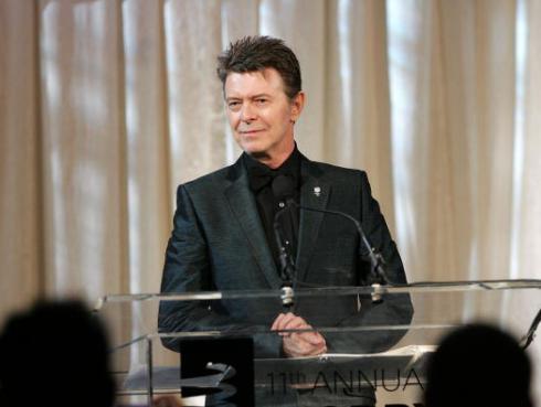 ¡David Bowie quiso incluir música de mariachis en 'Lazarus'!