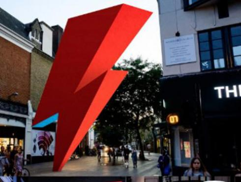 David Bowie ya no tendrá monumento en Londres [FOTO]