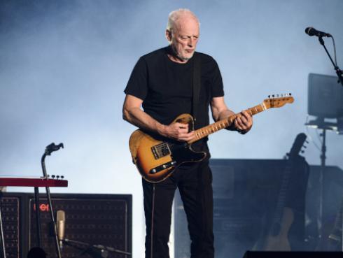 """David Gilmour: """"Me consideraría más melódico y Roger más agresivo"""""""