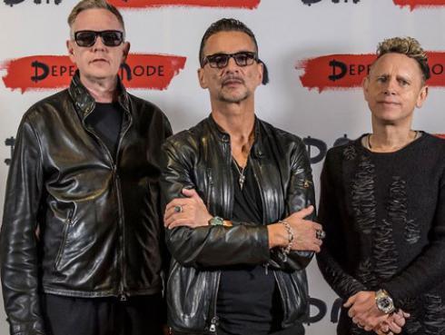 Depeche Mode comparte adelanto de su nuevo videoclip