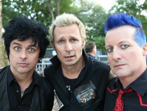 Desmienten el lanzamiento de nuevas canciones de Green Day